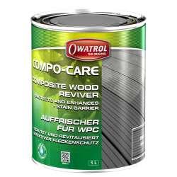 OWATROL COMPO-CARE - oživovač kompozitního dřeva
