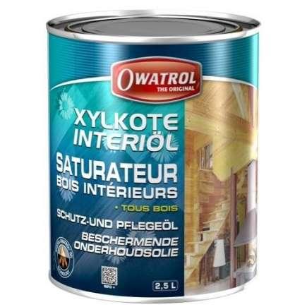 OWATROL XYLKOTE - Tvrzený olej do interiéru